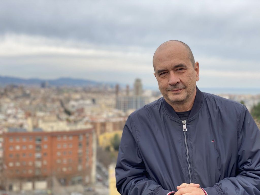 Foto de Antonio Delgado Rigal, CEO de AleaSoft
