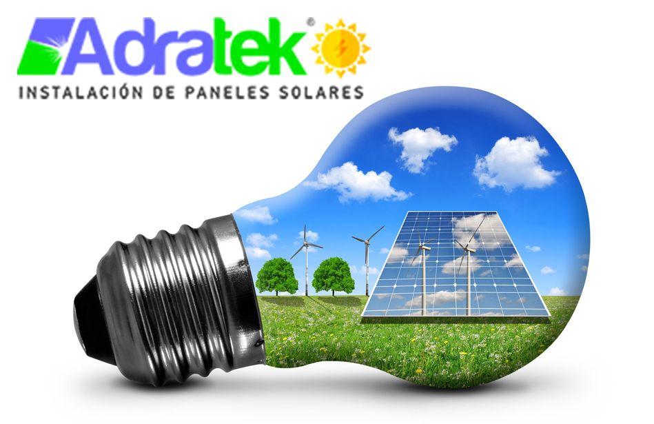 Foto de Ventajas y desventajas de las placas solares, por ADRATEK