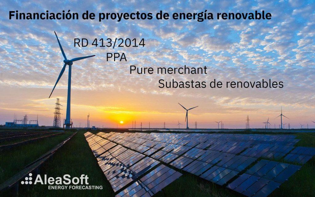 Foto de Financiacion de proyectos de energía renovable