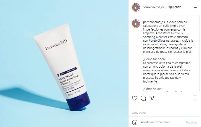 Foto de Foto de Instagram @Perriconemd_es