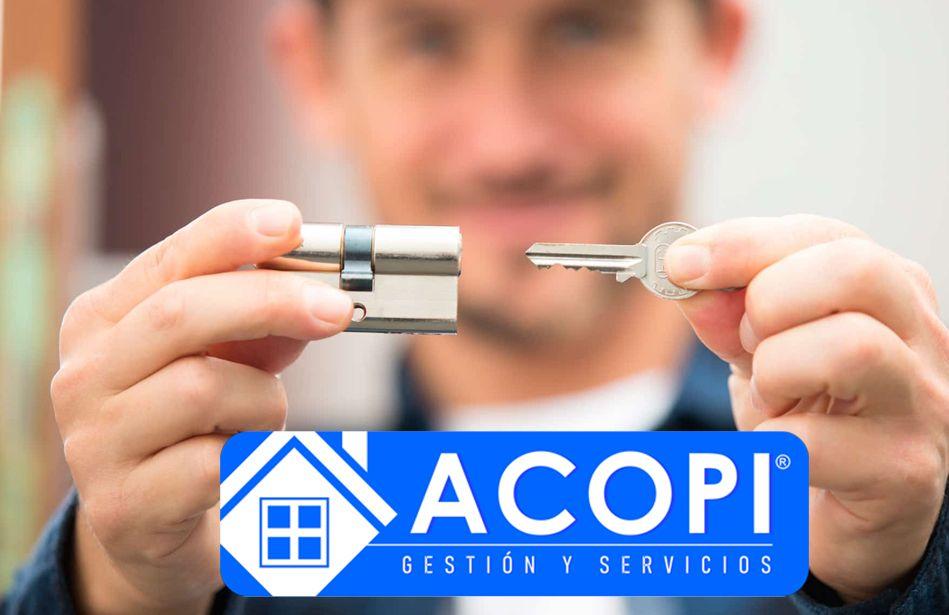 Foto de Cómo mantener una cerradura para evitar bloqueos, por ACOPI