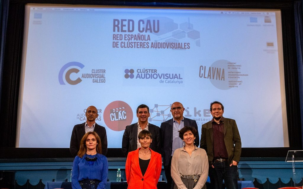 Foto de FOTO: Responsables de los Clústeres que integran REDCAU