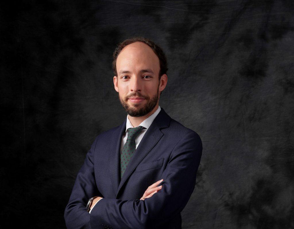 Foto de  Jaime Sánchez Saralegui, nuevo Principal en la Práctica