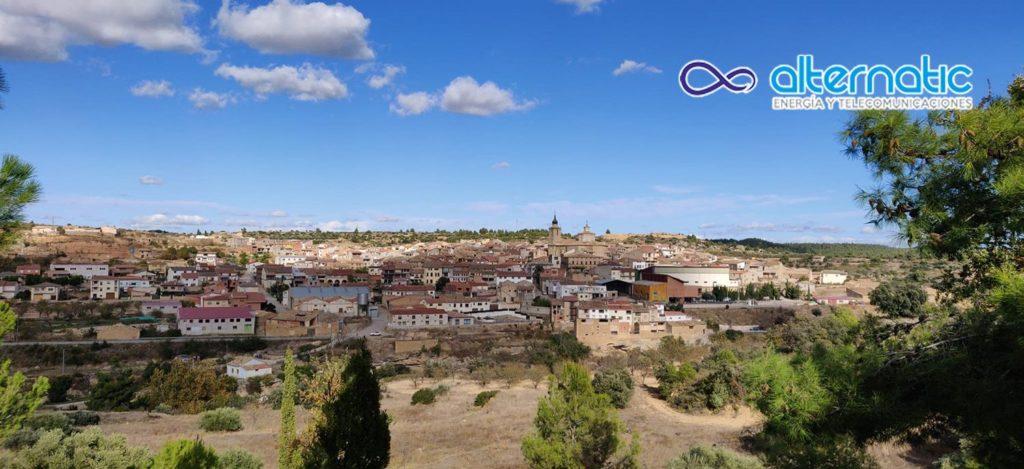 Foto de Primera solución Smart Village en la provincia de Teruel