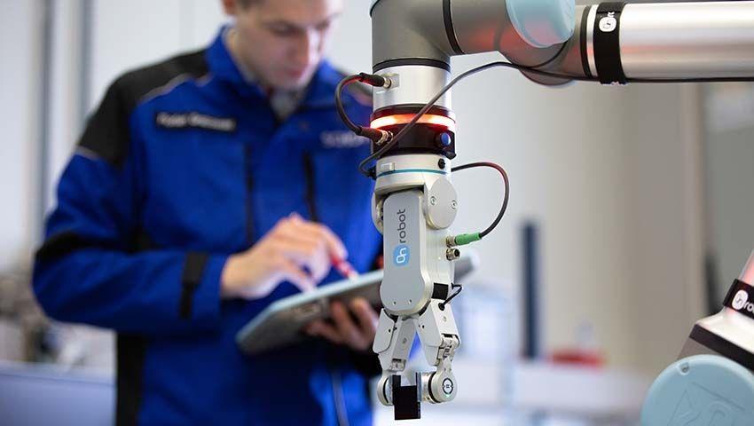 Foto de Robótica Industrial