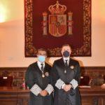 José Ramón Carrasco, elegido nuevo presidente del Consejo Andaluz de Procuradores de los Tribunales