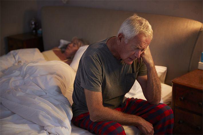 Foto de Trastornos del sueño en párkinson