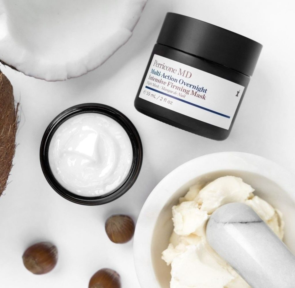 Foto de Multi Action Overnight Intensive Firming Mask
