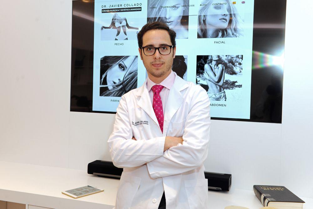 Foto de Doctor Javier Collado - Experto en Rinoplastia ultrasónica