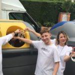 Consejos sostenibles de Hi-Cone para reciclar en vacaciones