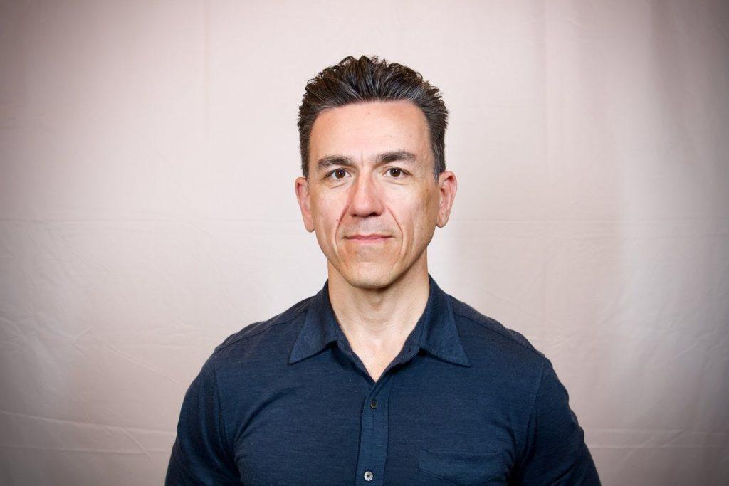 Foto de Paul Jozefak, fundador y CEO de la alemana receeve