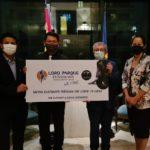 Loro Parque Fundación hace una donación para proteger a los elefantes en Tailandia