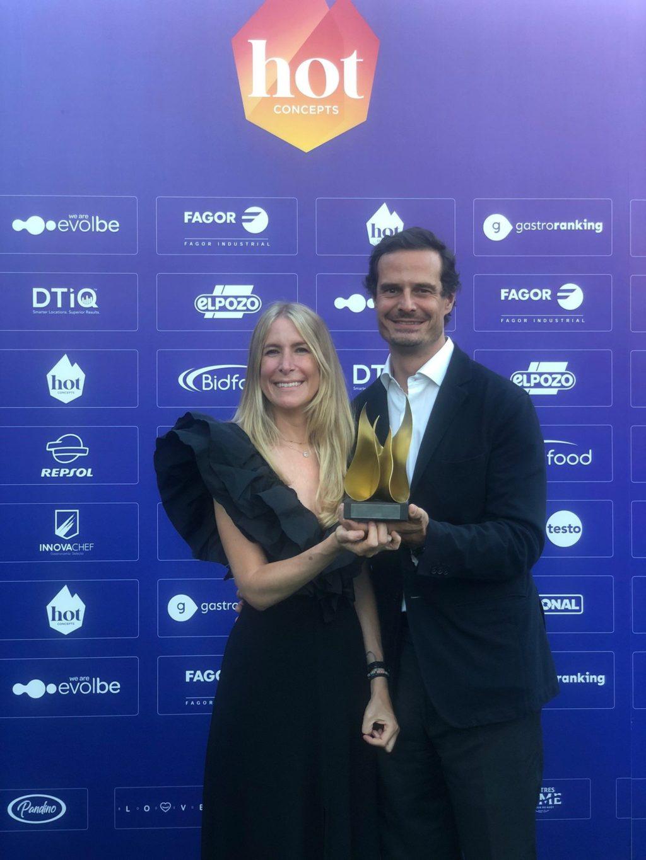 Foto de Oído Cocina Gourmet recibe el premio a la Restauración en
