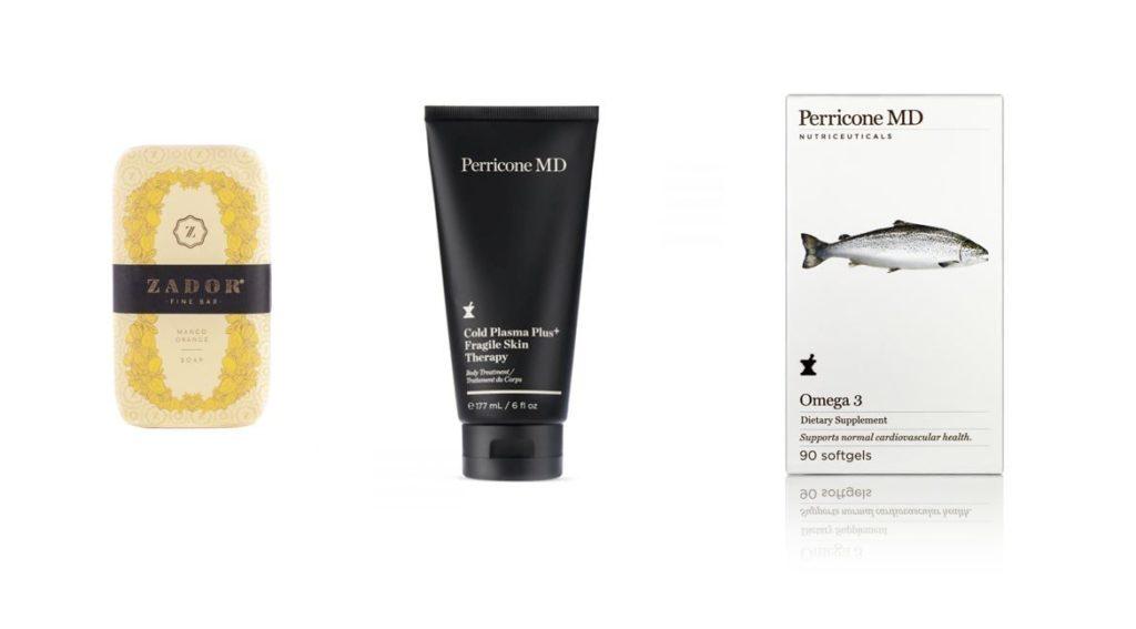 Foto de Productos para combatir la piel frágil y seca post estival