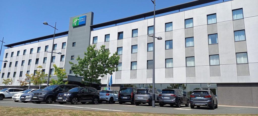 Foto de OK Mobility - Holiday Inn Express Bilbao