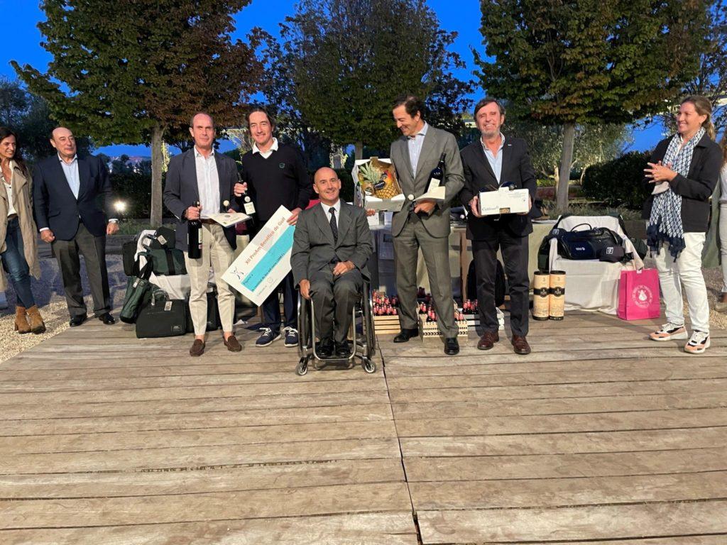 Foto de Entrega de premios PROAM Fundación Deporte y Desafío