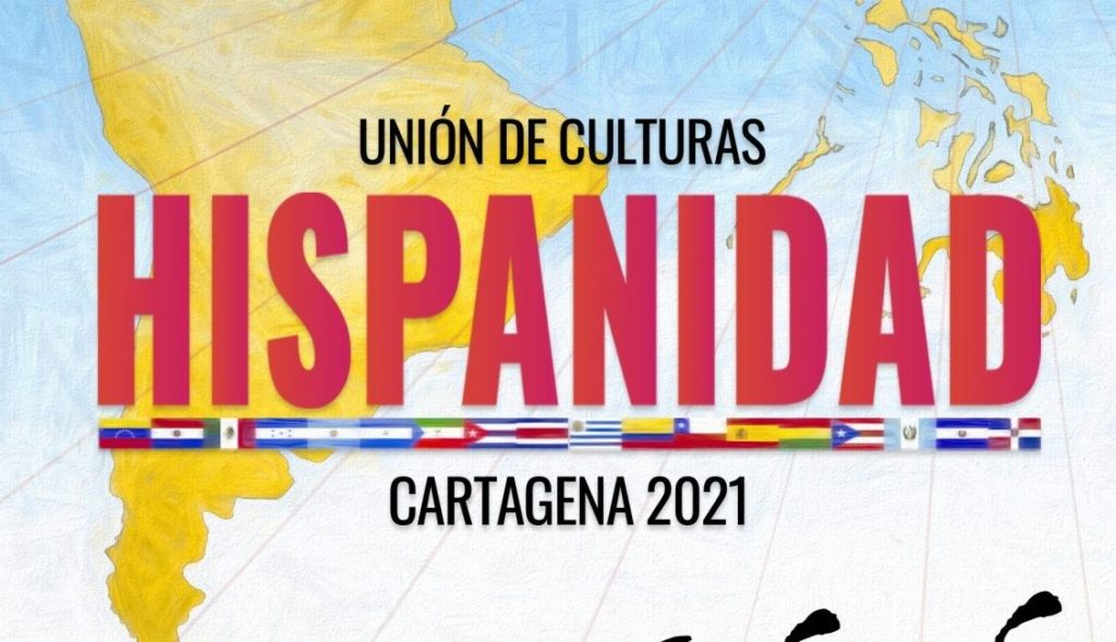 Foto de Cartel Hispanidad Cartagena