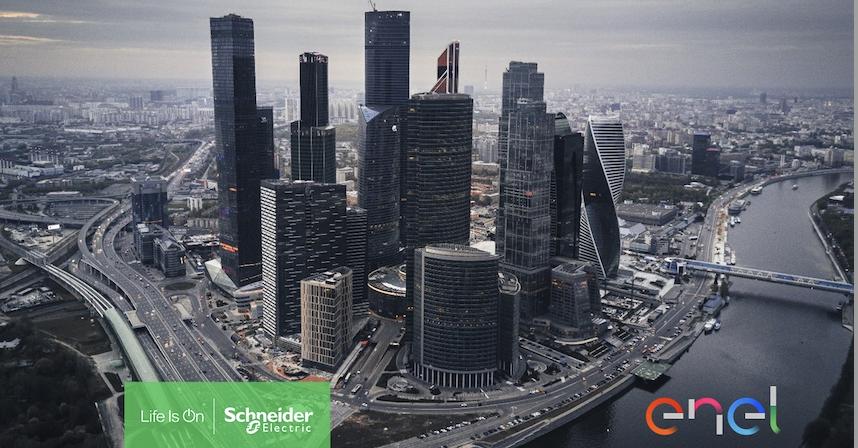 Foto de Enel y Schneider Electric se suman al Foro Económico Mundial