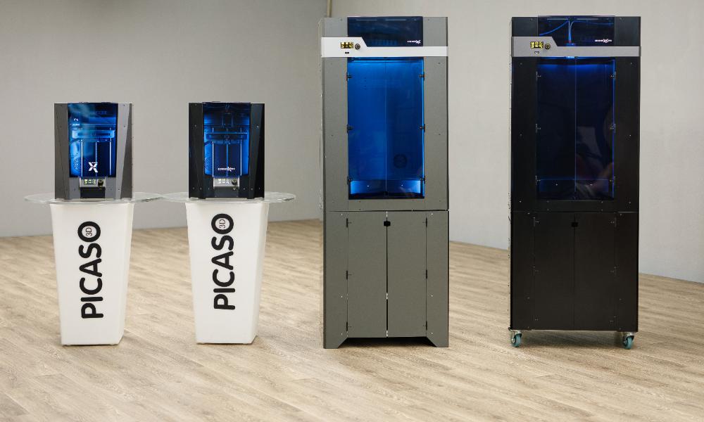 Foto de Modelos de impresoras 3D profesionales Picaso