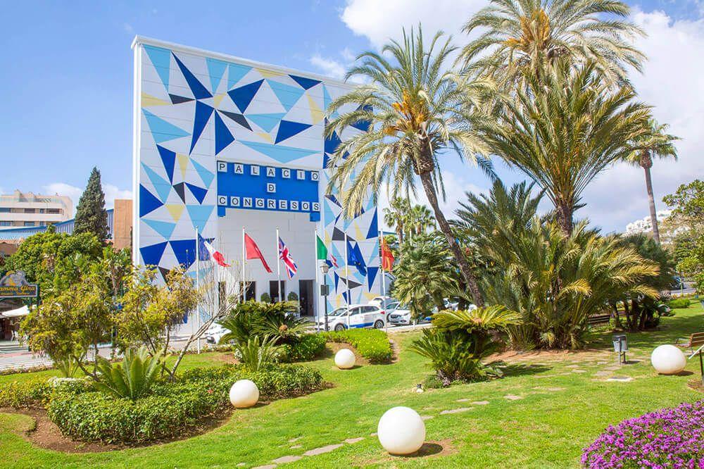 Foto de Palacio de Congresos de Marbella