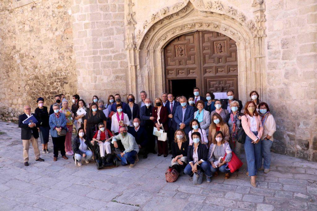 Foto de Un Congreso Internacional ha analizado en Pastrana la figura